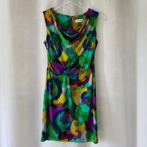 Calvin Klein Size 6P Sleeveless Dress